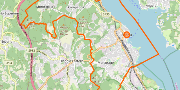 OpenStreetMap – 29 febbraio 2020